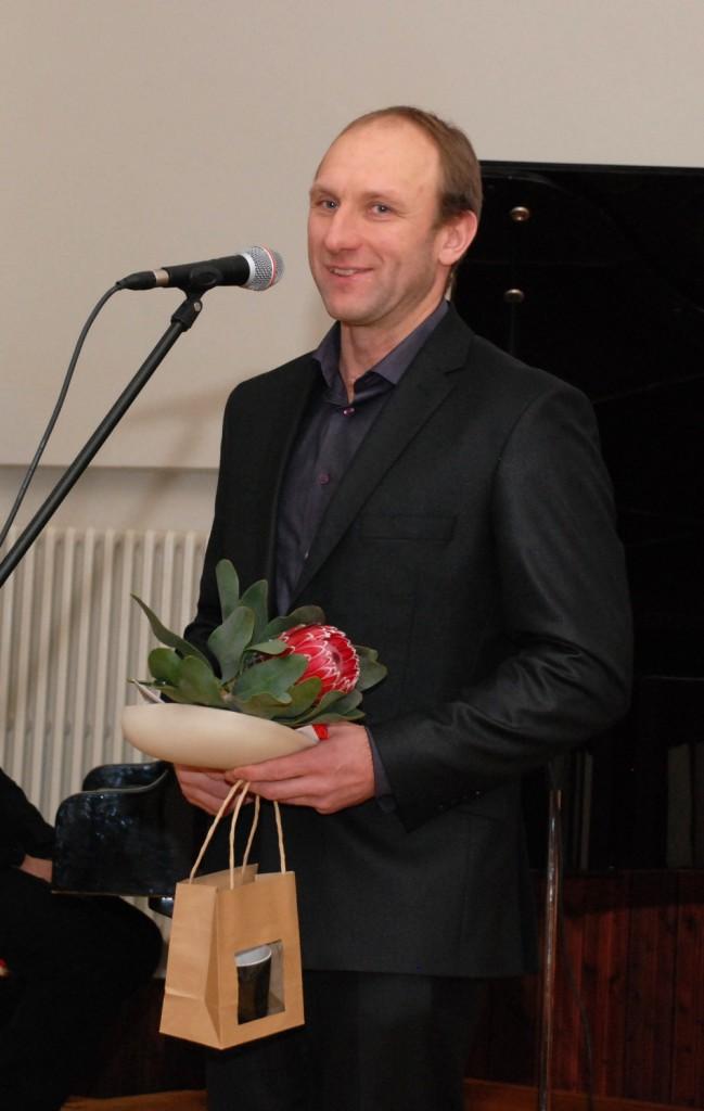 Lääne-Virumaa Kultuuripärli preemia pälvis Martin Uudeküll