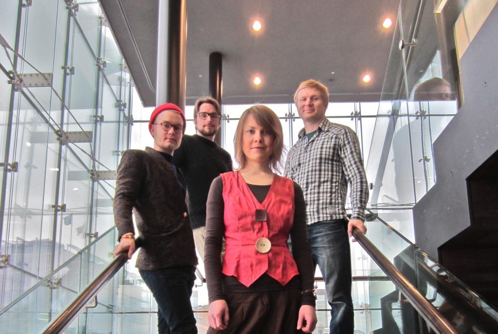 KADI Quartet Esmakordselt eesti publiku ees!