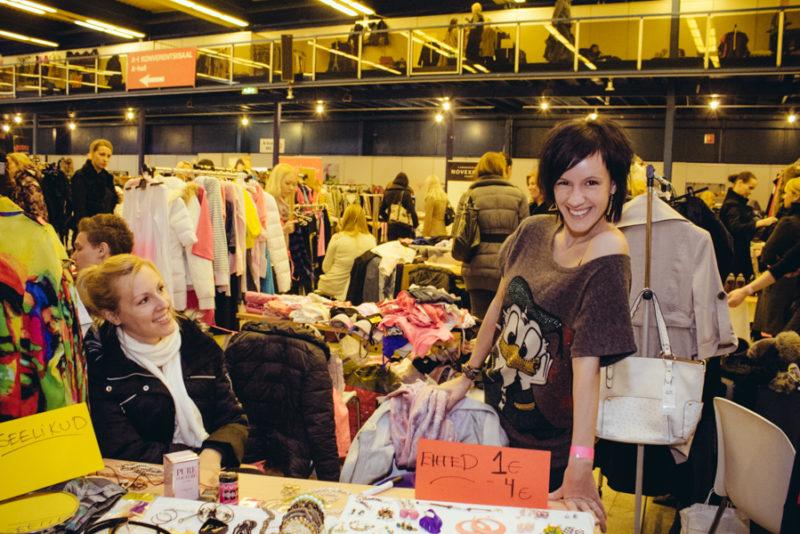 SUUR GALERII! Lõbusad Buduaari turu päevad Tallinnas