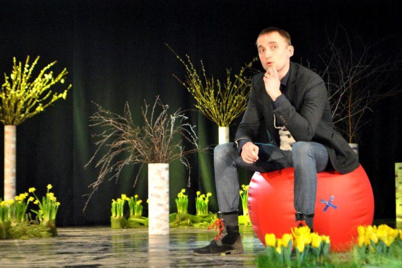 Märt Avandit tunnustati Oskar Lutsu huumoripreemiaga