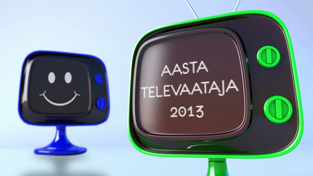 """Kas Sina oled """"Aasta televaataja 2013""""?"""