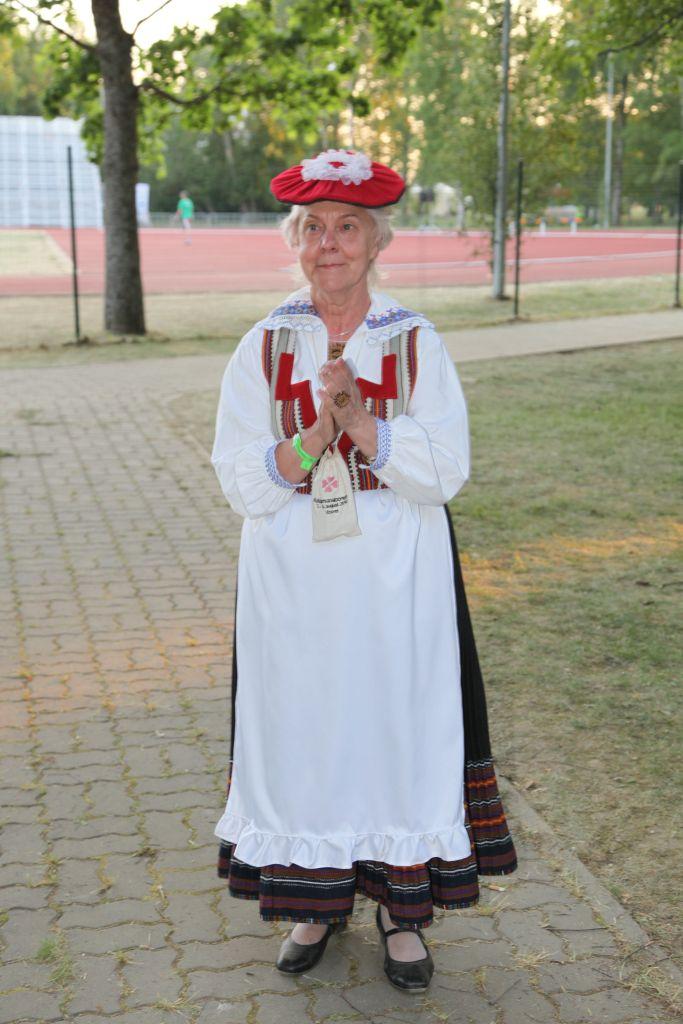 "Eesti naistetantsu ""ema "" Airi Rütter sai Jõgeva linna aukodanikuks"