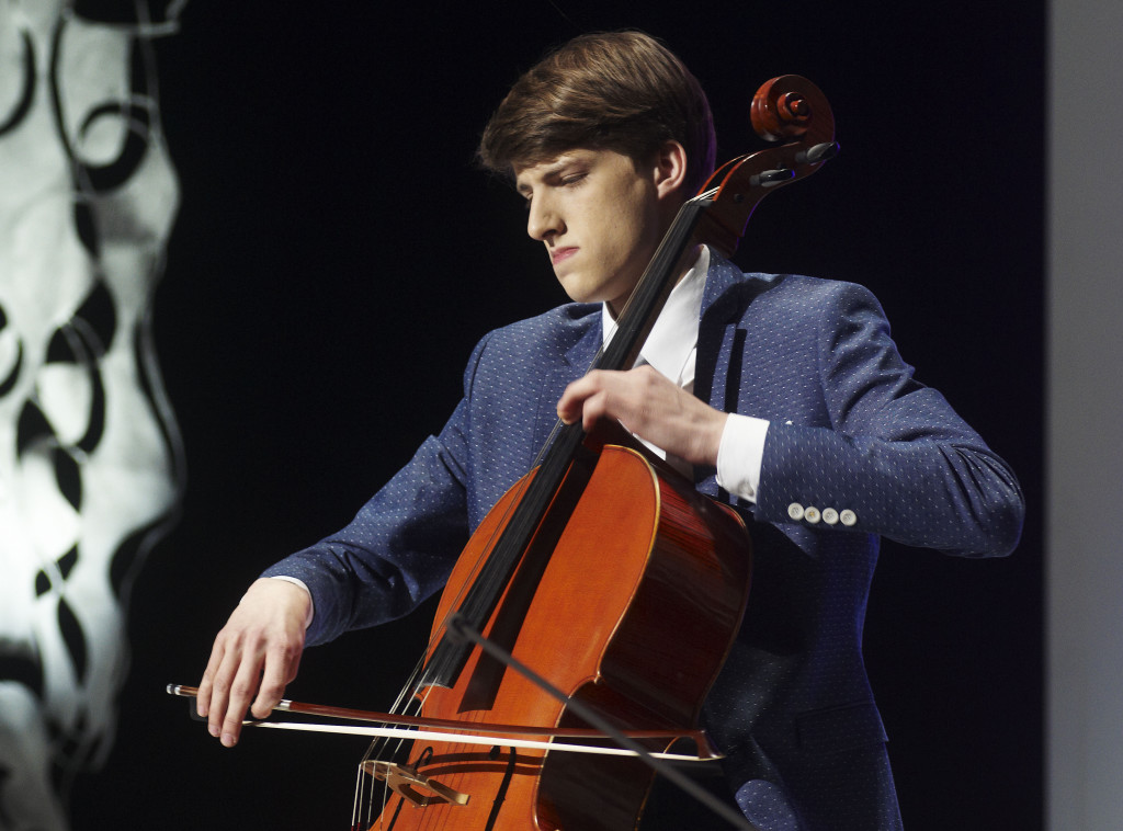 Klassikatäht Marcel Johannes Kits ning tšellokvartett C-JAM annavad ühiseid suvekontserte