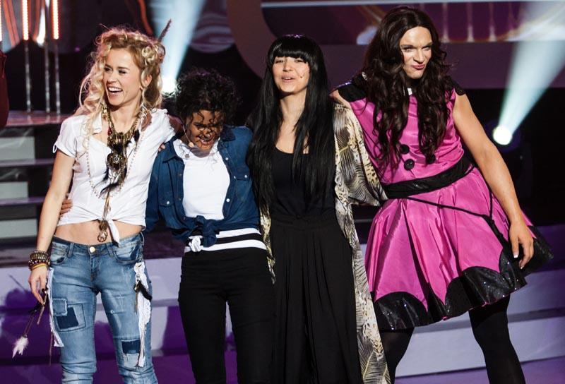 Taneli, Tanja, Evelini ja Getteri poolt saab juba hääletada!