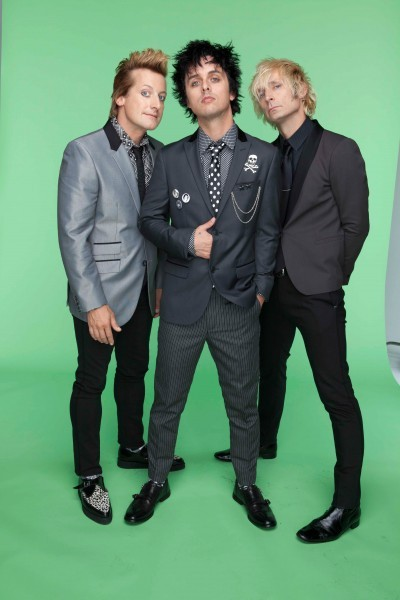 25. juunil esineb Eestis suurbänd Green Day