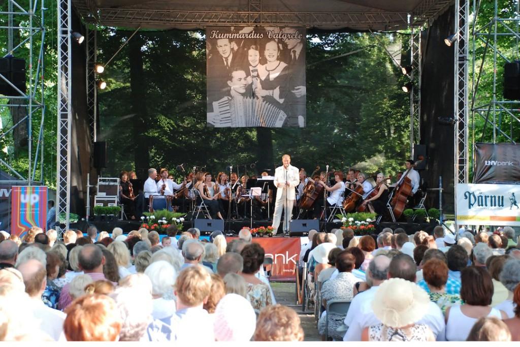 Pärnu tähistab Raimond Valgre 100. juubelit