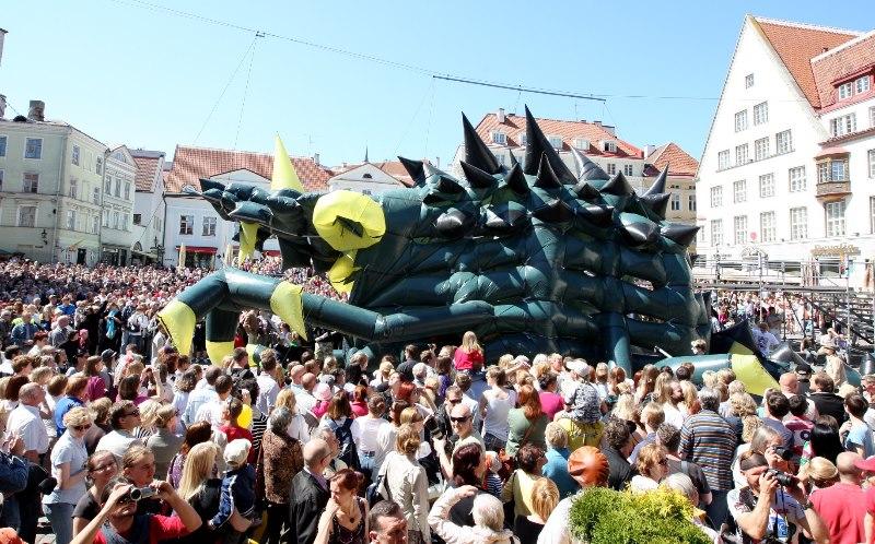 XXXII Tallinna Vanalinna Päevade raames toimub üle 550 ürituse