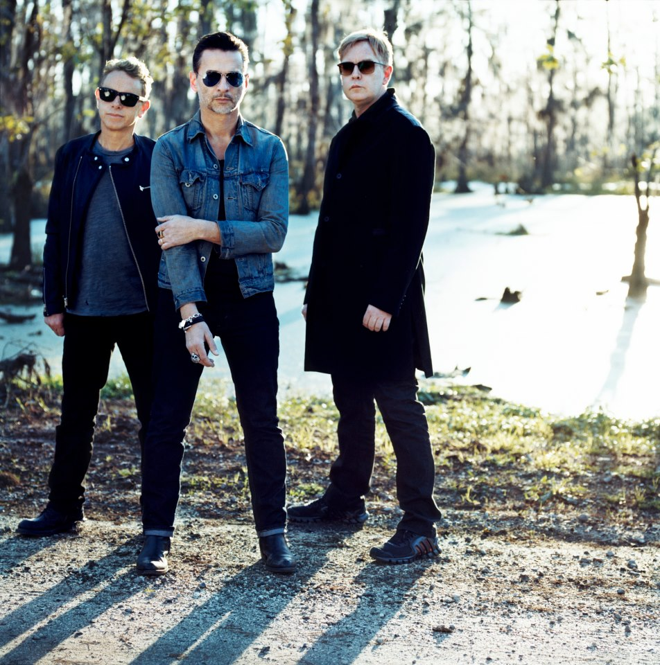 Depeche Mode annab järgmisel aastal Baltikumi ainsa kontserti Riias