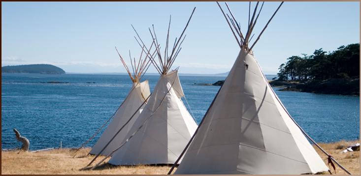 Täna algab indiaanilager
