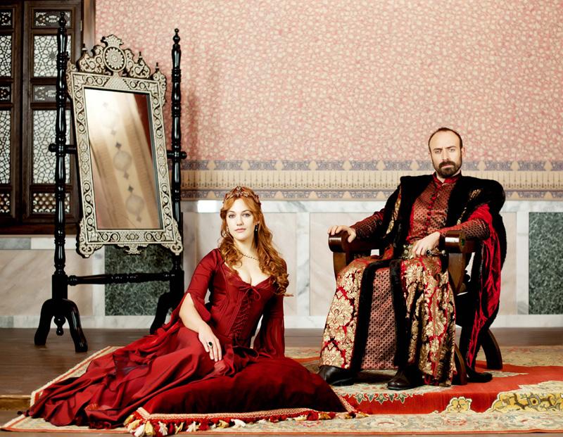 Mait Malmstenist saab Türgi sultan ja Harriet Toomperest tema väljavalitu!