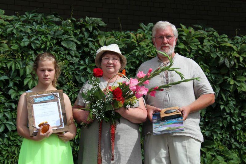 Läänemaal tunnustati Inda Mölderi ja Ants Maripuu perekonda