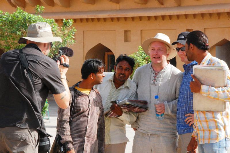 """Täna """"Kaks kanget Indias"""" – Teet vaimustub Taj Mahalist, Kristjan keeldub elevandi selga ronimast!"""