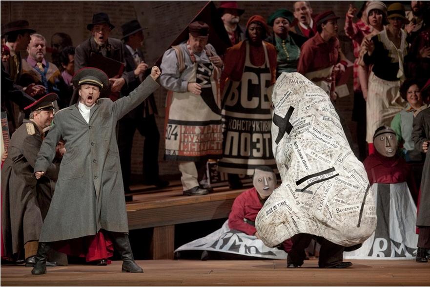 Absurdiooper ärakaranud ninast jõuab New York Metropolitan Operast otseülekandes Eesti kinodesse