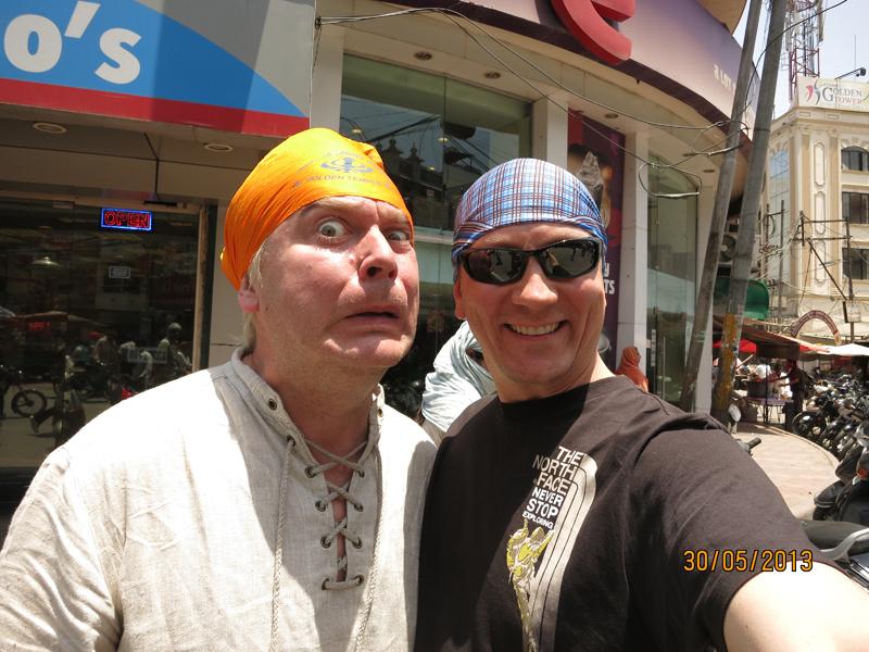 """Täna """"Kaks kanget Indias"""" – Teedu ja Kristjani vahel lahvatab tõsine tüli!"""