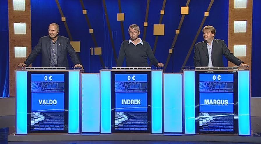 """Täna võistlevad """"Kuldvillakus"""" Valdo Randpere, Indrek Sei ja Margus Uba!"""
