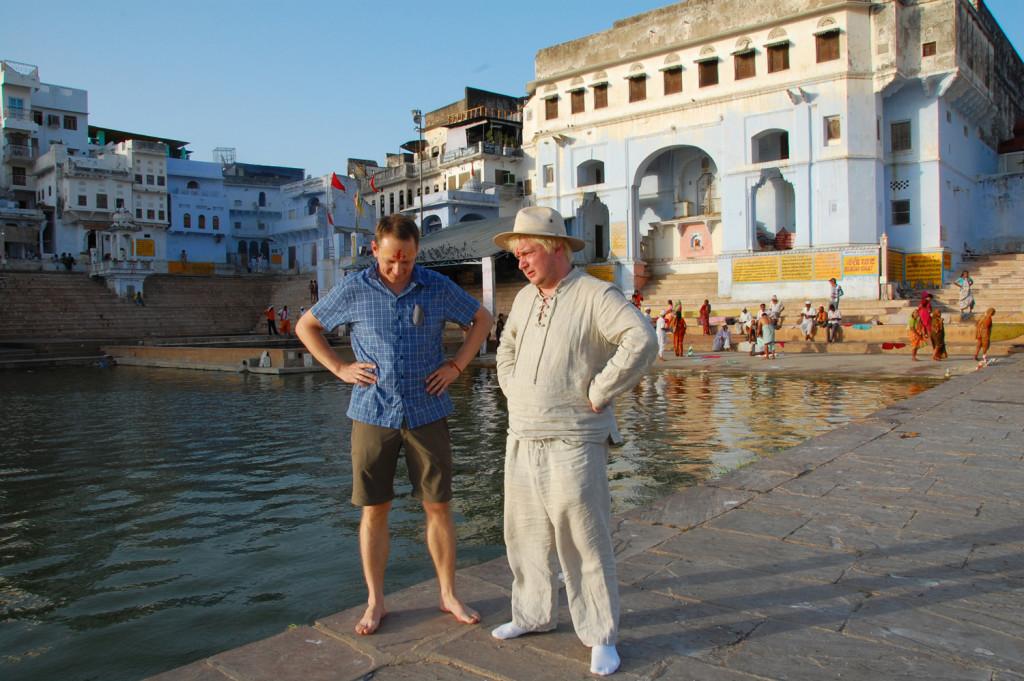 """Täna """"Kaks kanget Indias"""" – Teet ja Kristjan kohkuvad uppumisohus mehe peale ja lähevad kaamelisafarile!"""