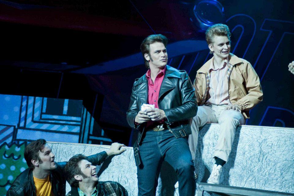 Täna õhtul Vanemuise teatri laval Uku Suviste ja Getter Jaani muusikaliga Grease!