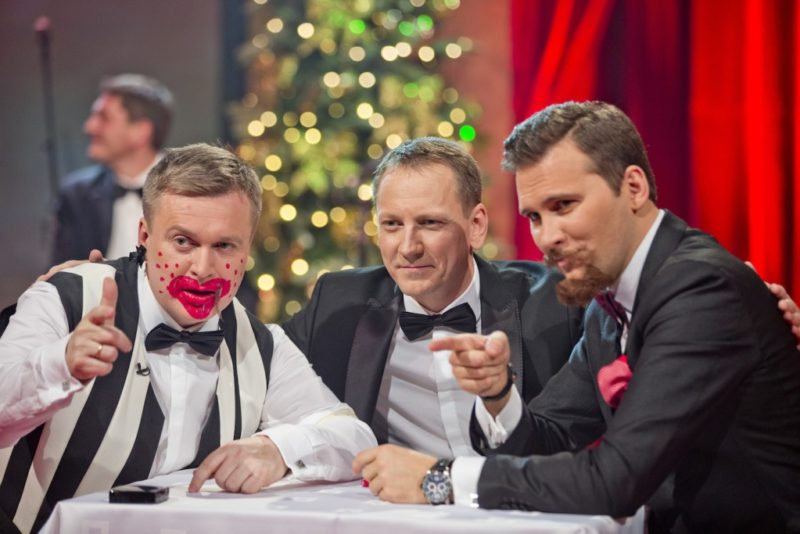 """""""Aastavahetus Kanal 2ga"""" – hoogne, lõbus ja suurejooneline aastalõpu-show!"""