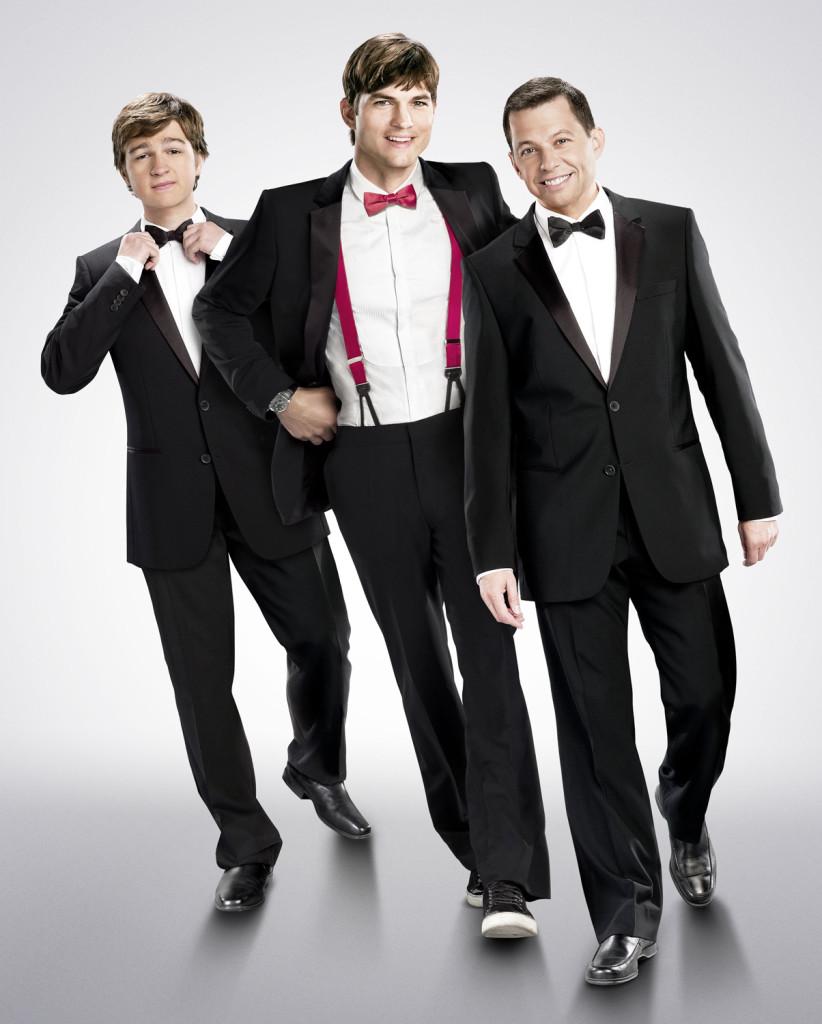 """Komöödiasarja """"Kaks ja pool meest"""" uus hooaeg juba täna Kanal 2s!"""