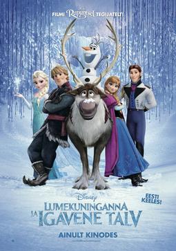 """Nädalavahetuse vaadatuim film oli """"Lumekuninganna ja igavene talv"""""""