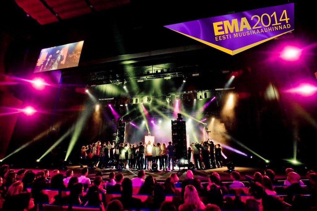 Eesti muusika suurim auhinnagala täna TV3s!