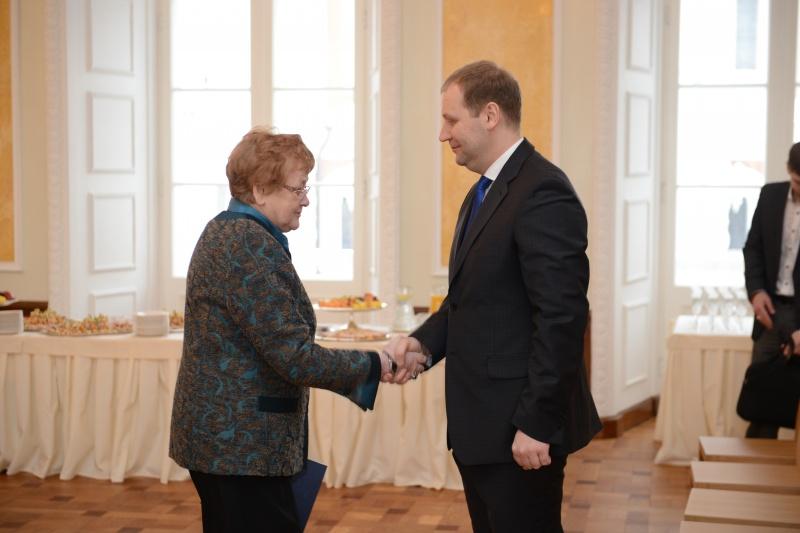 Ergma: Eesti tugevuseks on olnud läbi aegade meie inimesed