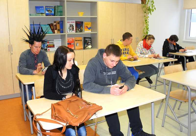 Marek Sadam jagas Paides noortele õpetusi