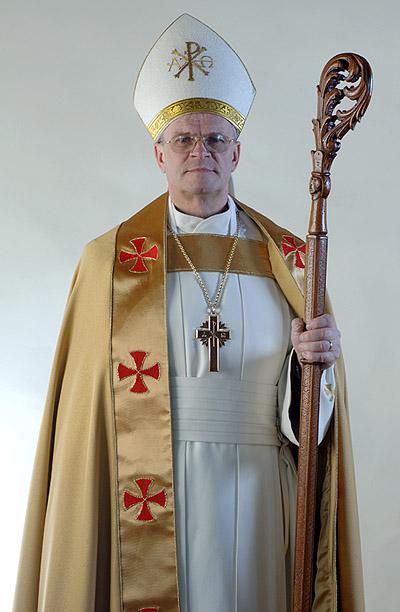 Peapiiskop Andres Põder sai Harjumaa aukodanikuks