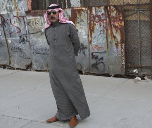 Süüria muusik Omar Souleyman esineb aprillis Tallinnas3