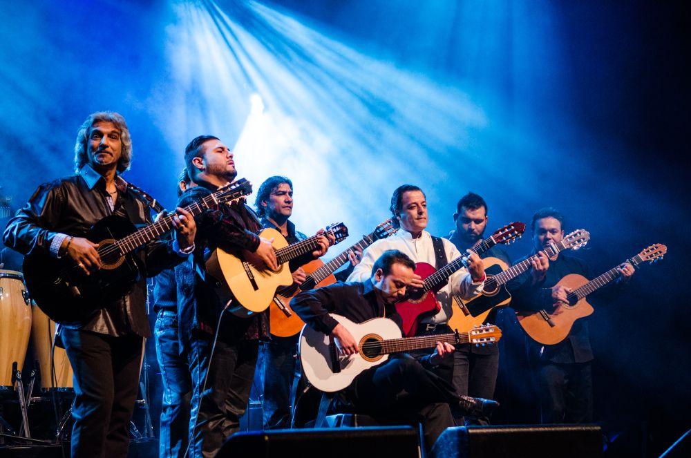 Kuumad kitarristid Chico & The Gypsies kütsid kirgi!