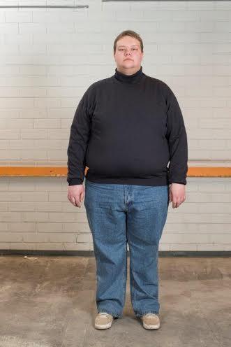 180 kilo kaalunud Theodor saab tänu kaalusaatele riideid valida!