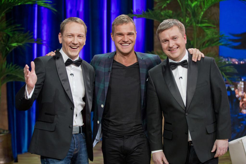 """""""Nädalalõpp Kanal 2ga"""" täna: Ott Lepland, Mait Malmsten, Indrek Tarand ja Ott Sepp!"""