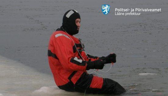 Esimesed 48 vabatahtlikku merepäästjat saavad tunnistused