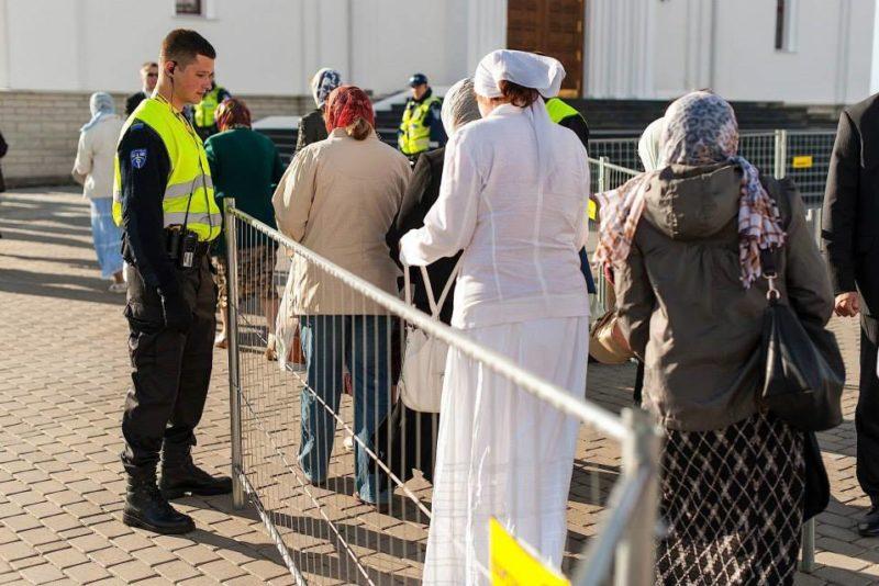 Aasta Turvatöötaja 2013 andis möödunud aastal politseile üle 98 korrarikkujat