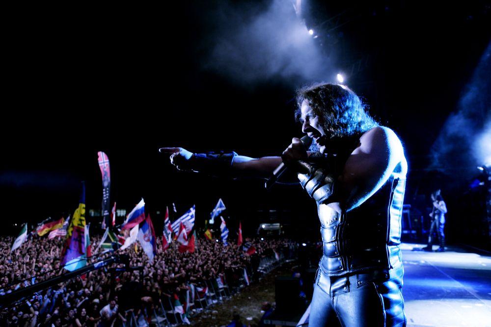 Heavy metali kuningas MANOWAR (USA) annab 26. märtsil teise lisakontserdi
