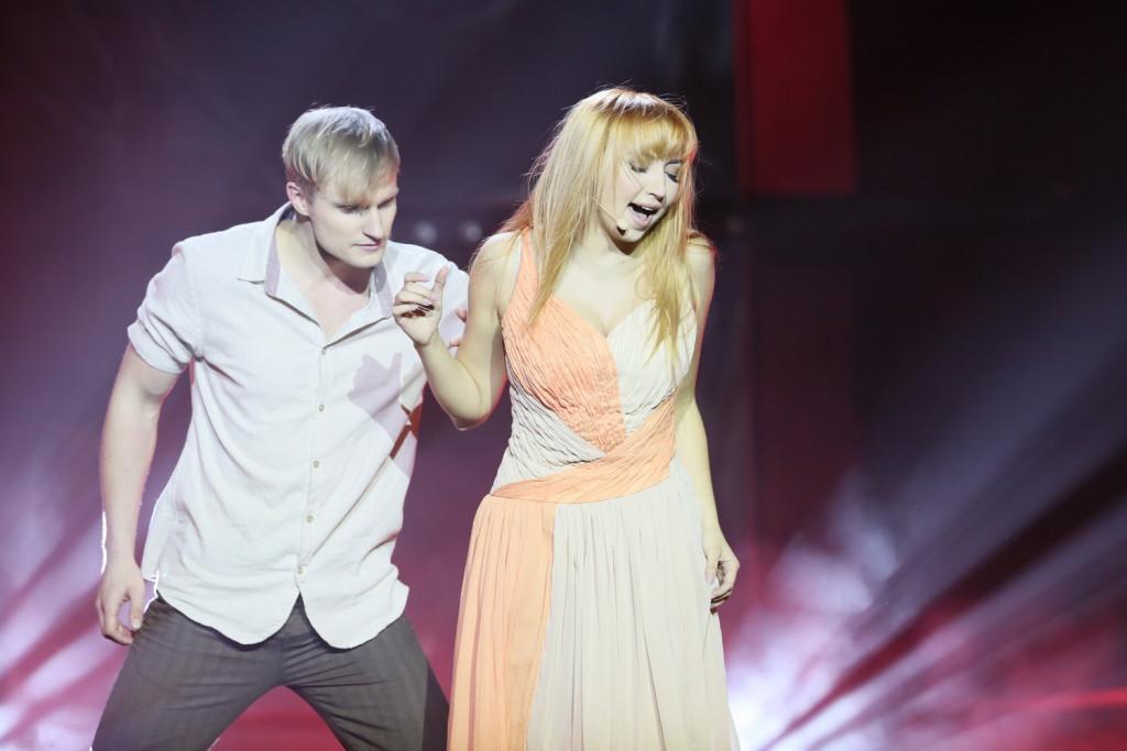 """Võistluse Eesti Laul 2014 võitja on Tanja lauluga """"Amazing""""!"""