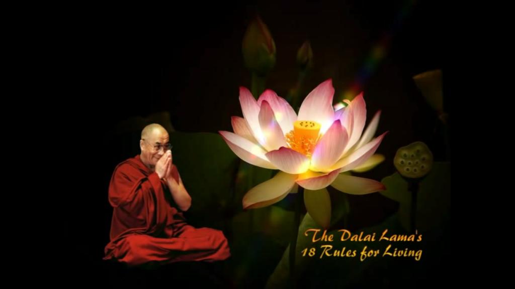 VAATA VIDEOT! Dalai-Laama 18 juhist eluks