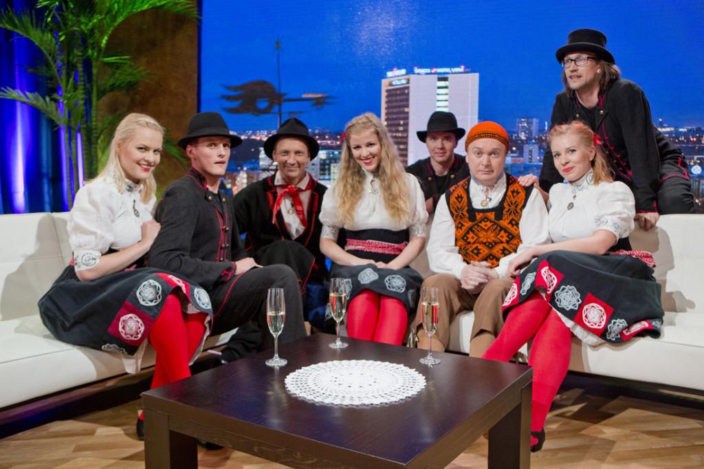 """""""Nädalalõpp Kanal 2ga"""" täna: Anne Veski räägib lõbusaid lugusid Venemaa avarustest"""