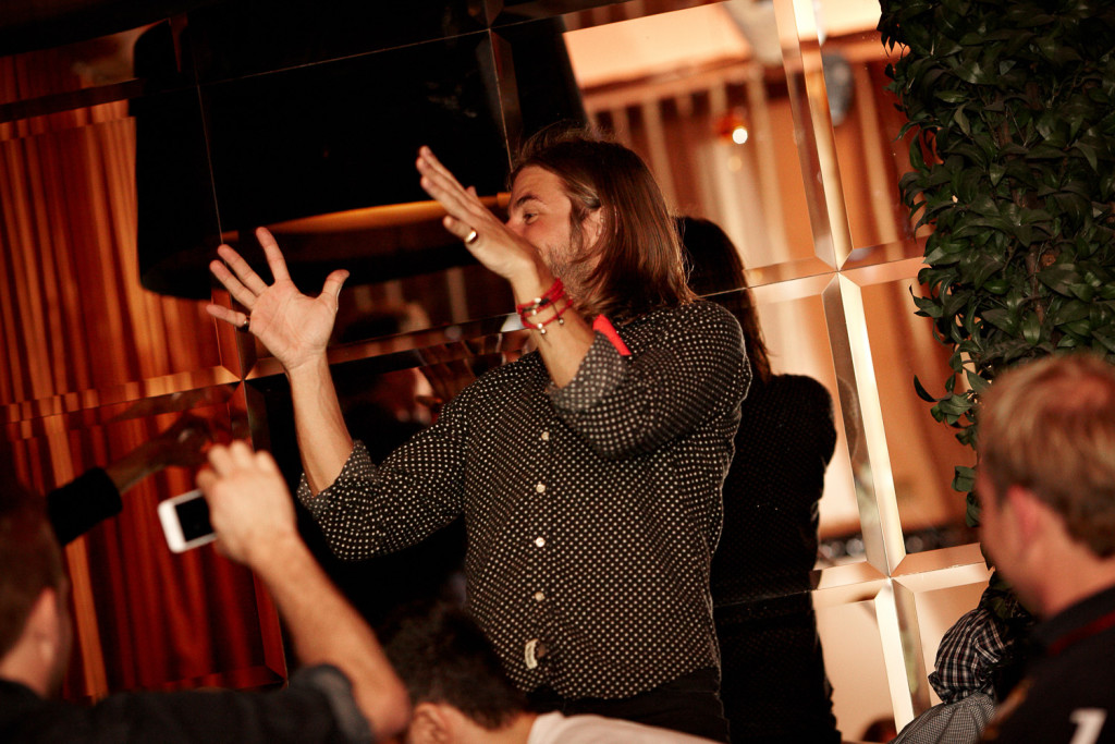 Maailmakuulus popstaar rokkis Lounge Deja Vu-s