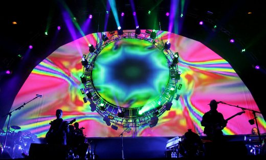 Maailma kuulsaim Pink Floydi tribuutshow Nokia Kontserdimajas