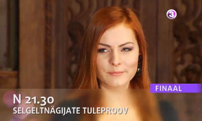 Vene selgeltnägijate finaalis särab Marilyn Kerro!