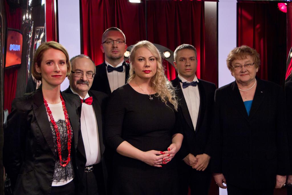 """""""Mis? Kus? Millal?"""" viies eelvoor: stuudiovõistkonnas mängivad ka riigikogu liikmed Kaja Kallas ja Ene Ergma"""