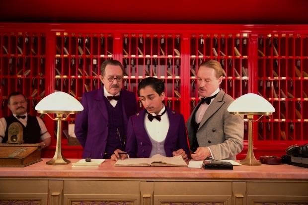 """Nädalavahetuse vaadatuim film oli """"Grand Budapest hotell"""""""