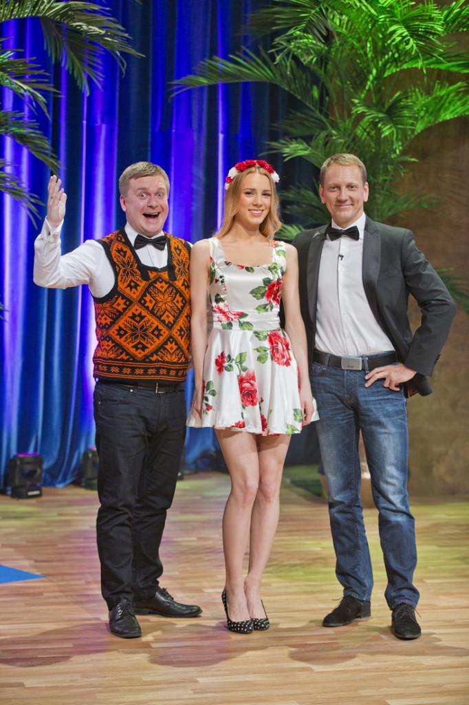 """Nädalalõpp Kanal 2ga"" täna: Andres Anvelt, Allar Levandi, Marilyn Jurman ja Liis Lemsalu"