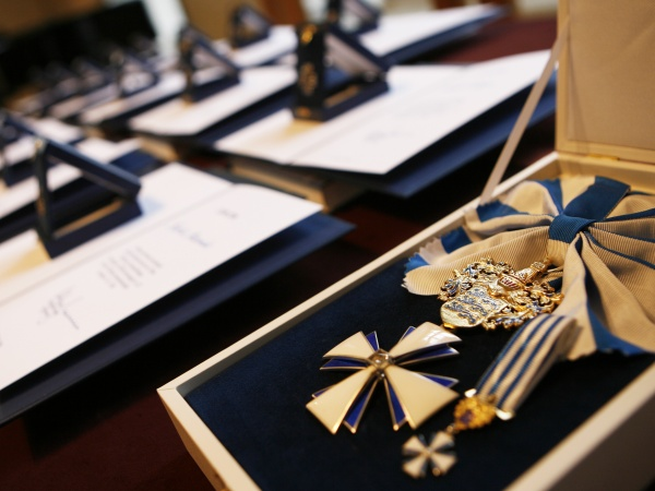 Tallinn linnavalitsus valis välja teenetemärgi kandidaadid
