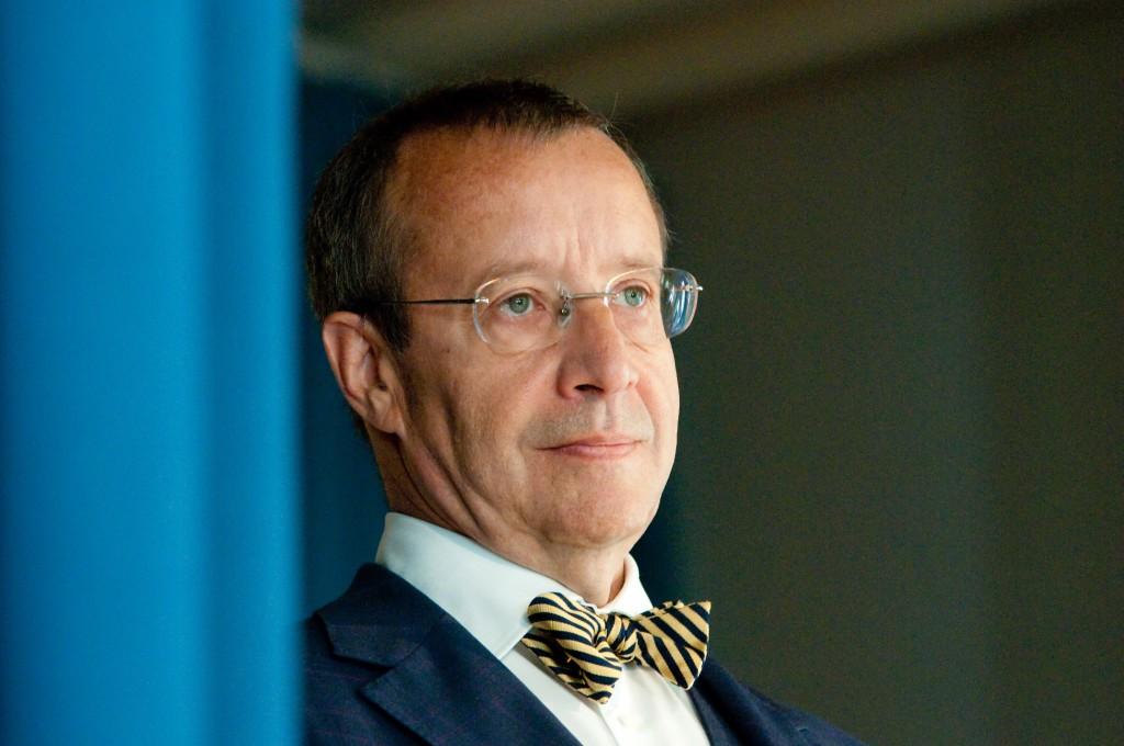 Ettevõtluse Sõber 2013 on Eesti Vabariigi President härra Toomas Hendrik Ilves