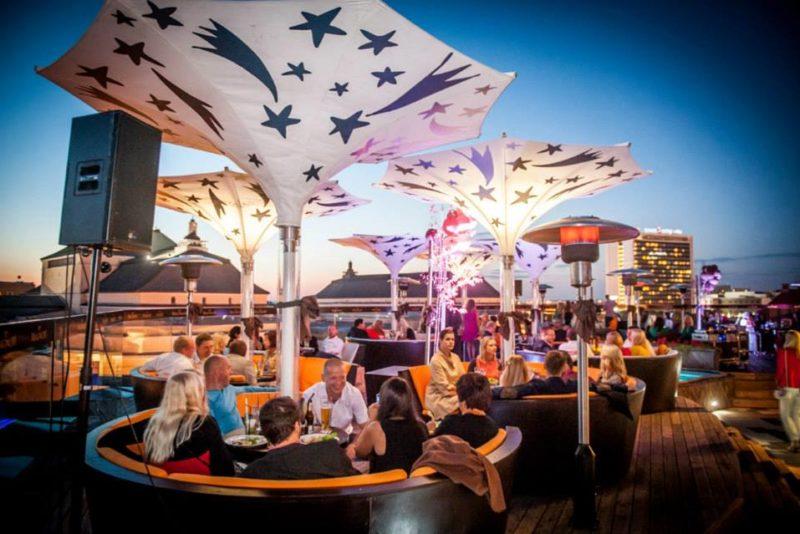 Tallinna peosuve avab Rooftop Club