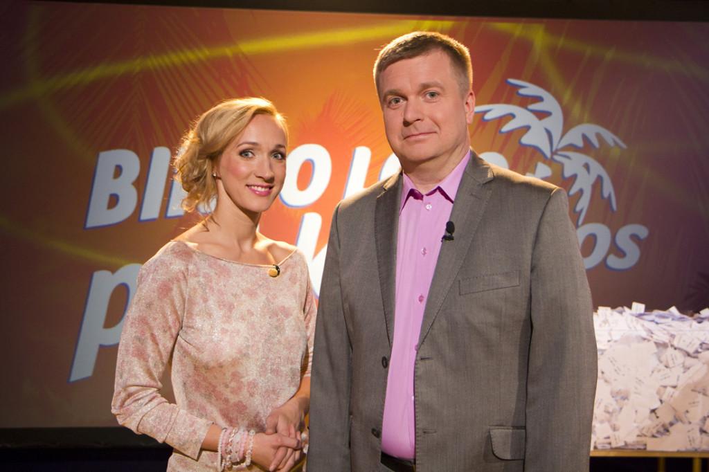 """Kellele naeratab loosiõnn täna Kanal 2 erisaates """"Bingo Loto Puhkuseloos""""?!"""