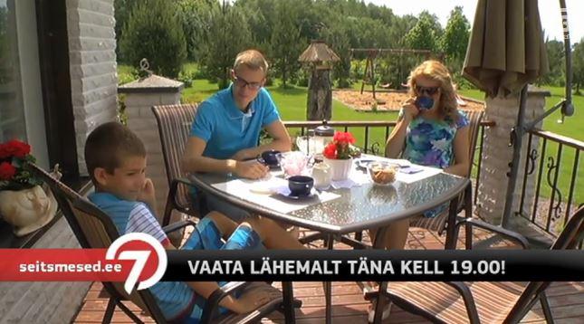 Kristiina Aigro alustab täna TV3s uue rubriigiga eksmissidest!