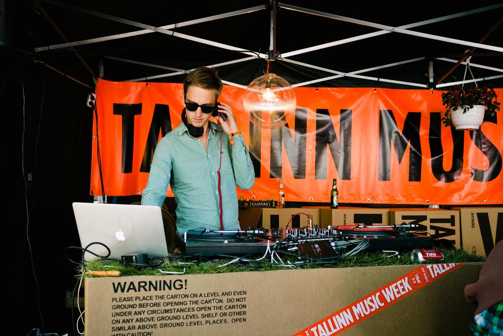 Tallinn Music Weeki lava esinejad Positivusel on välja kuulutatud